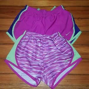 Nike Kids Running Shorts Bundle